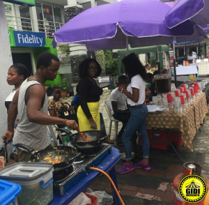 Enjoy an array of the best cocktails, small chops and food from Pearl Cocktails, Korede Pasta and more.