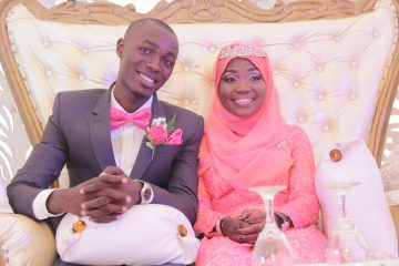 amazing love story of Akeem and Lateefah