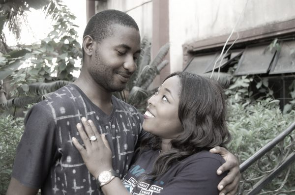 amazing love story of Daniel and Funmilayo
