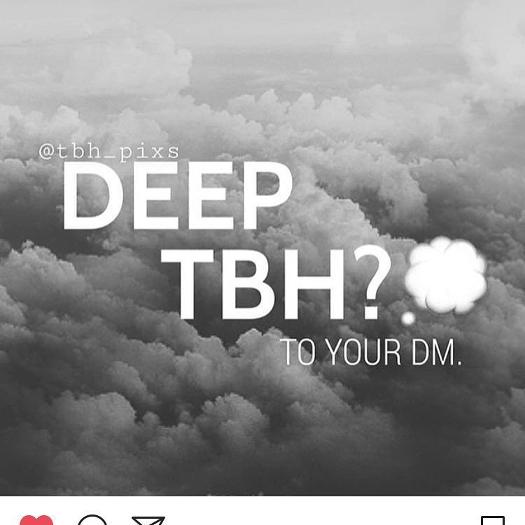Tbh on instagram