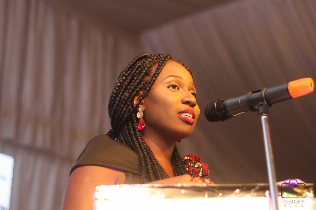 BUKOLA ASEHINDE - CEO BELLAFRICANA, CONVENER ACE AWARDS 2017