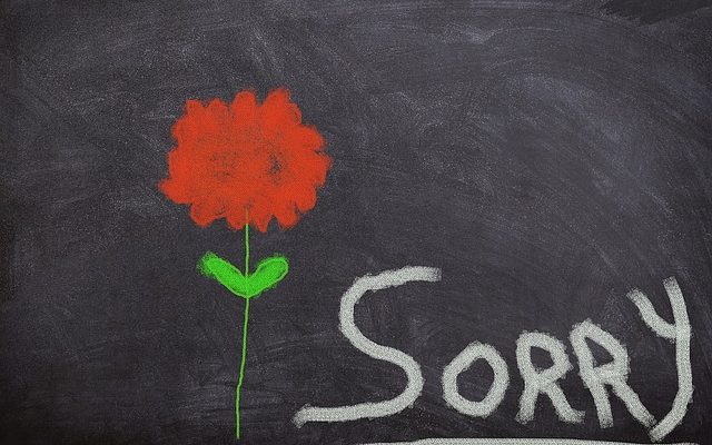 Apology Letters For Hurting Someone You Love | DeeDee's Blog