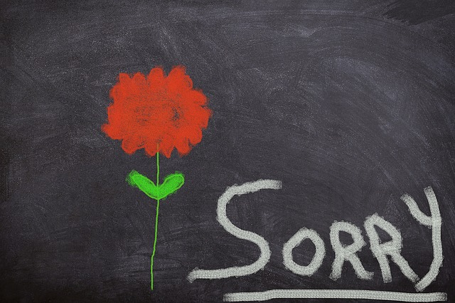 Apology Letters For Hurting Someone You Love Deedee S Blog