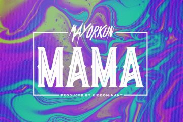 Mayorkun Mama song lyrics