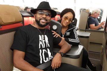 videos of BankyW's wedding