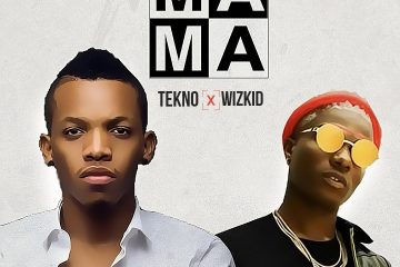 Tekno ft Wizkid Mama lyrics