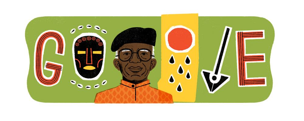 Google Doodle Today Celebrates Chinua Achebe
