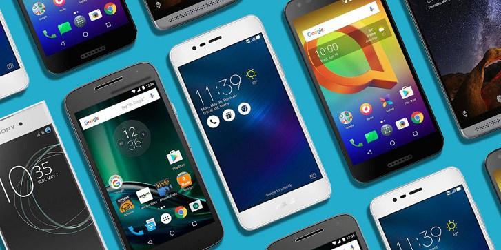 5 Trending Phones on GearBest