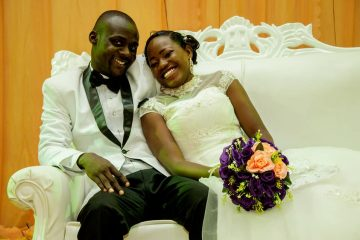 wedding anniversary shout-out