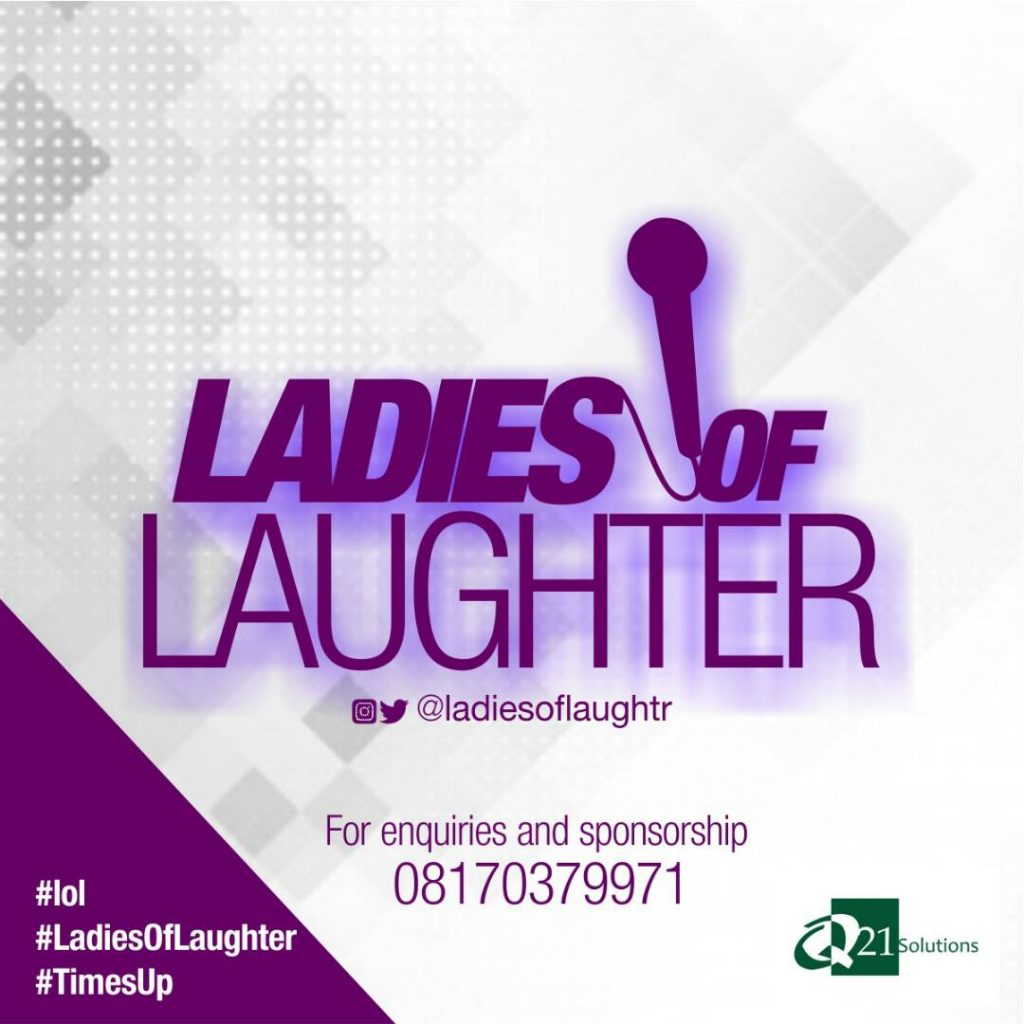 First Ladies Only Comedy Show Lagos