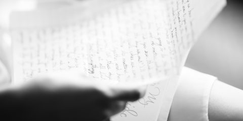 Helpful Hints for Writing Personal Wedding Vow