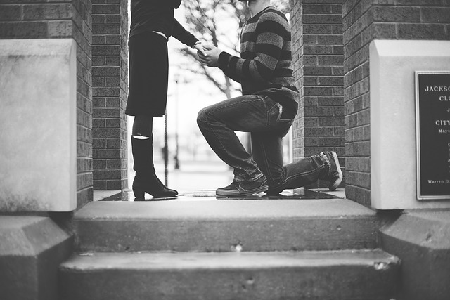 Simple proposal ideas for him