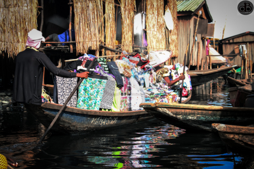 Mobile Boutique on the lagoon