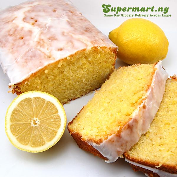 Lemon loaf - B