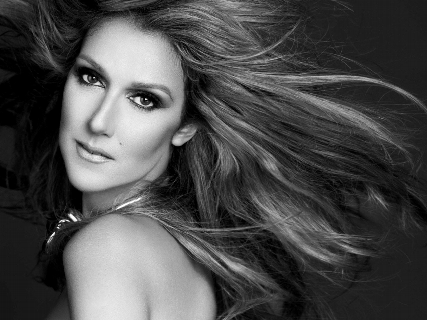 celine dion because you loved me