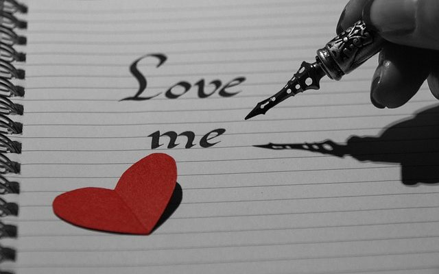 romantic love notes for him or her