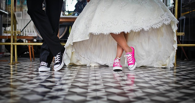 craziest moments witnessed at a wedding