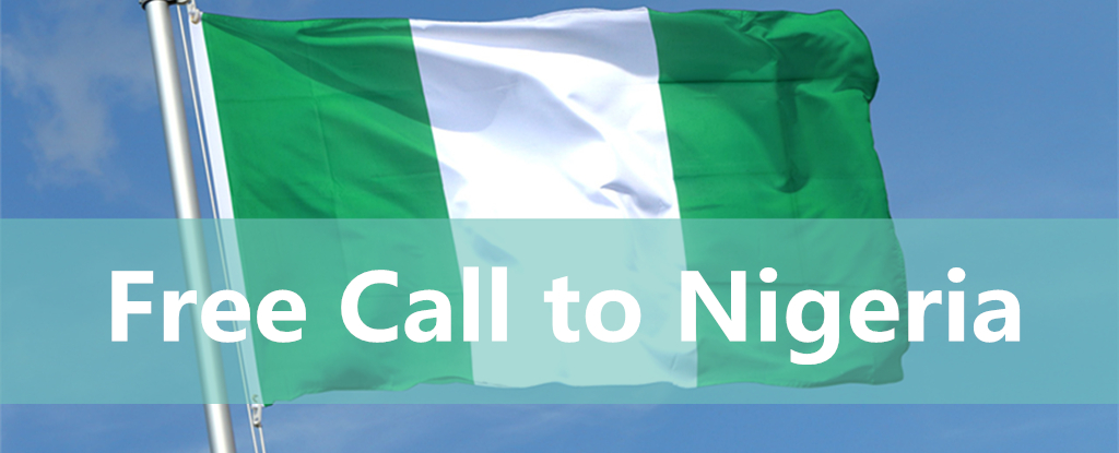 How to call Nigeria from USA for free