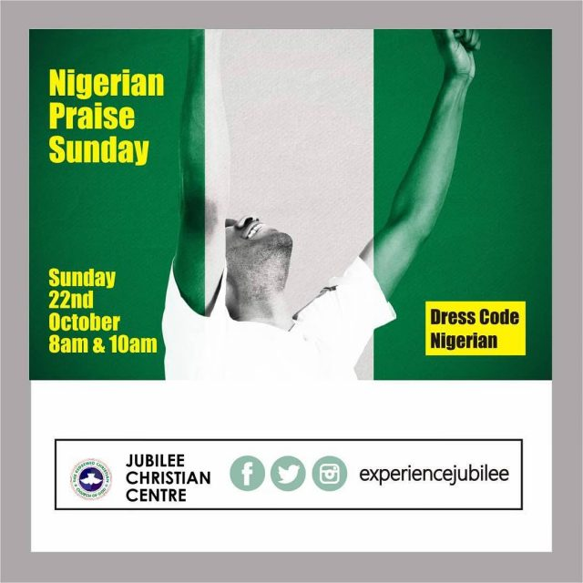 Video of the African Praise