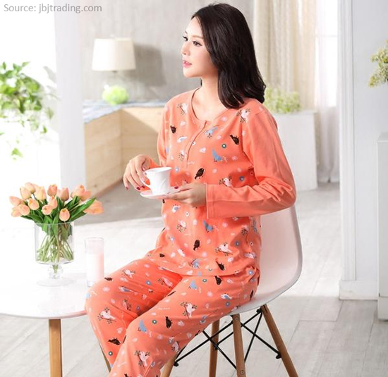 best sleepwear for light packers