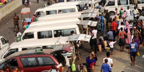 Traveling for Christmas in Nigeria