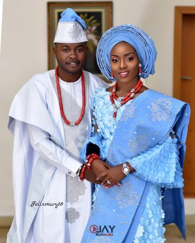 Naija wedding