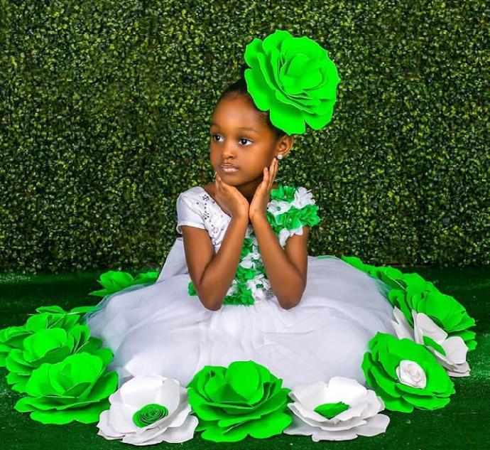 Meet 5 Year Old Jare Ijalana - 2018S Most Beautiful Girl -7119