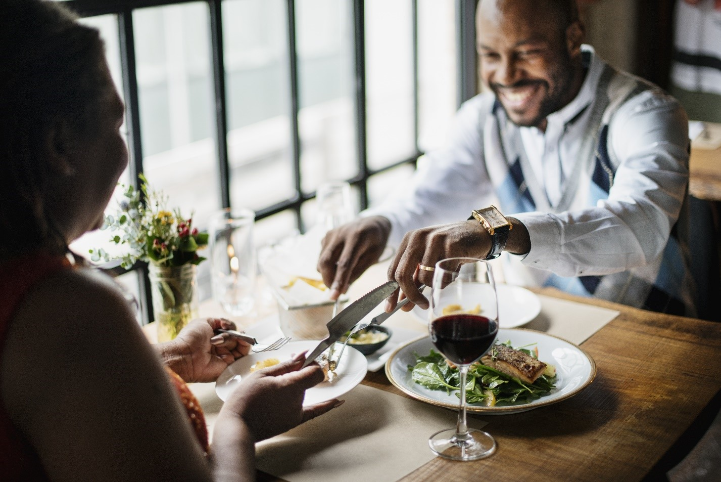 4 Steps to the Perfect First Date
