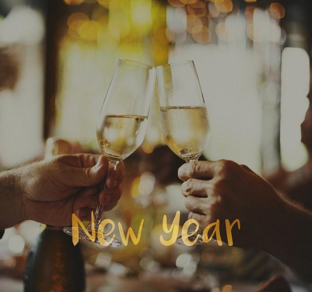 happy new year texts