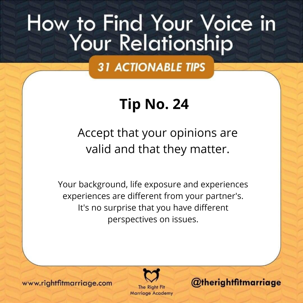 how to find your voice