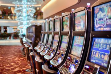High Variance Slot Machines