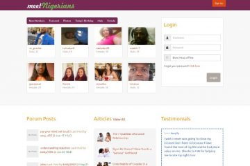 Best Nigerian Dating Sites