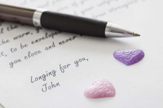 How to Write a Love Letter to a Girl for the First Time