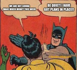 Batman vs Robinhood