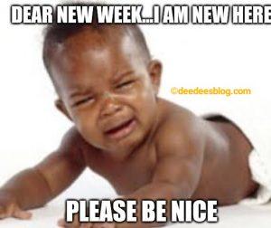 Please be nice