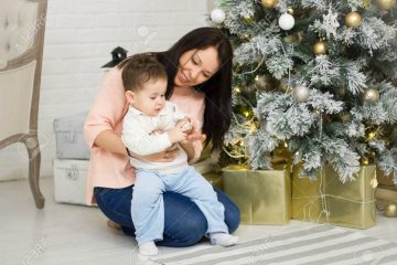 Christmas gifts for new mom