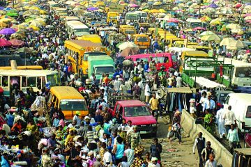 problem with lagos