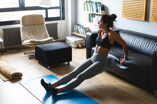 The No-Fuss Guide to Getting Fit at Home