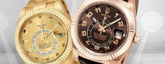 Luxury Style Rolex Sky Dweller Watches to Boost Up Personalities